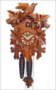 Unique-Nature-Clock-Furniture-Design-Engs-Cuckoo-Clock-by-Alexander-Taron-5-Leaf-Design-in-Walnut-Finish