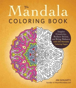 The Mandala Coloring Book - Jim Gogarty