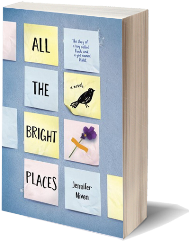 All The Bright Places By Jennifer Niven Review Christina De Vries