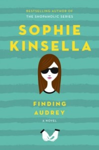 finding-audrey-sophie-kinsella-book-review-e1431032855488